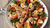 Salad Niçoise, Martha Stewart Video