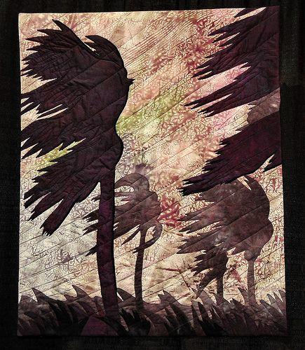 Hurricane Winds by Cheryl Costley