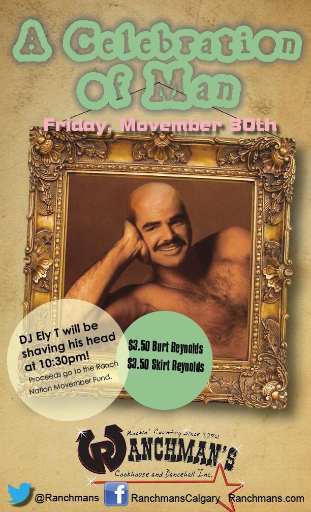 Movember 30th
