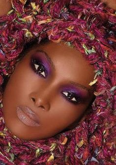 BEAUTY LICIEUSE: Black Beauty: Guide Maquillage
