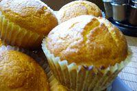 Muffins de Harina de Maiz