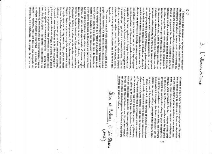 Textes & fiches 1eL - Lycée Léonard de Vinci