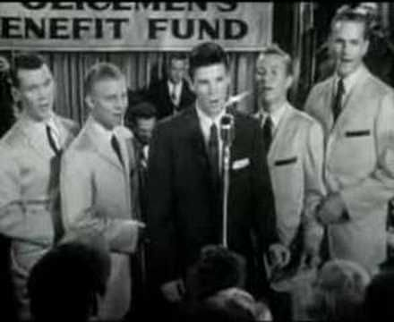 RICKY NELSON - Bye Bye Love 1957 - YouTube