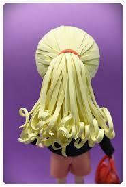 Resultado de imagen para como hacer peinados de fofuchas