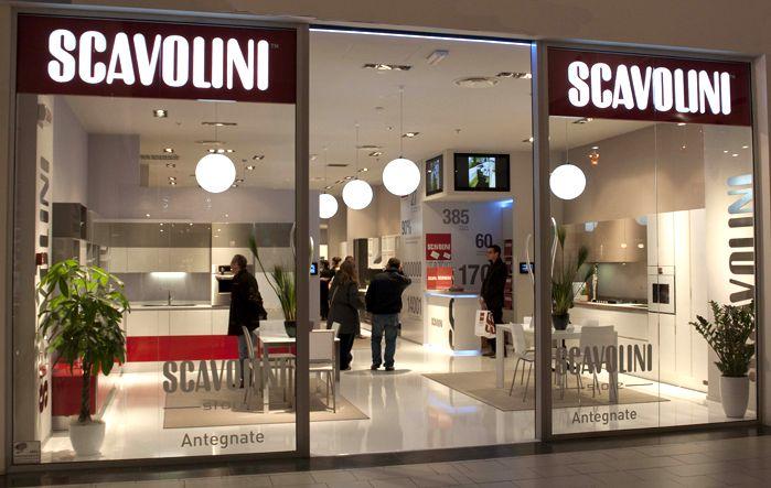 Scavolini Store Antegnate - Via del Commercio, 3 (S.S.11- via per Milano) 24051 - Antegnate (BG) c/o Antegnate Shopping Center. Telefono 0363.688002