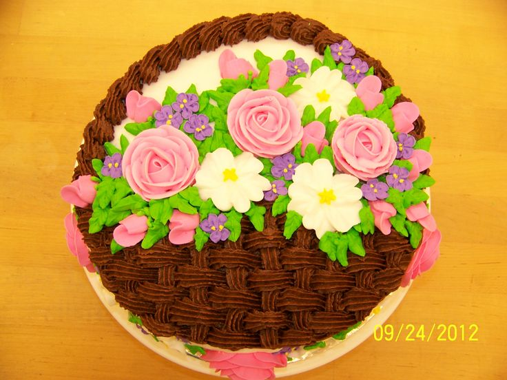 Wilton Cake Decorating Kit Course 2 : Wilton Course 2 Cake Decorating Cake Decorating ...