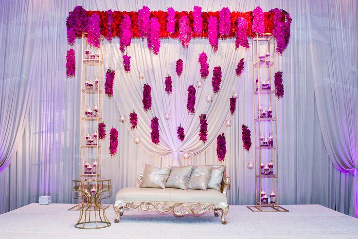 Pin By Yanni Design Studio On Stage Decor Wedding Mandap Wedding Stage Decorations Indian Wedding Decorations