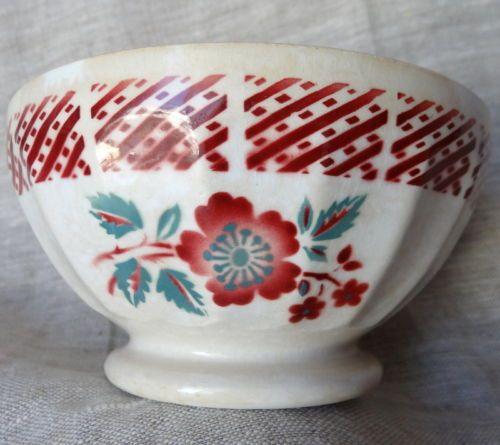 25 unieke idee n over ontbijt kommen op pinterest handbeschilderd aardewerk kostuumidee n en - Aardewerk rode keuken ...