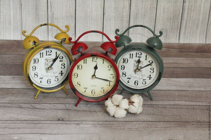 Купить Часы Ретро - часы, часы интерьерные, часы для дома, ретро, винтаж, декор…