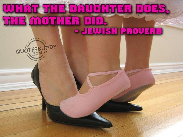 mother daughter quotes 1 Mãe de menina