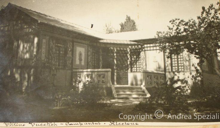 Villa Lampo. http://www.riccionesocialclub.it/riccione-monamur/villa-lampo-altro-gioiello-del-novecento-il-mistero