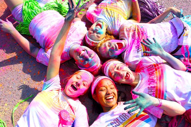 Gautengers: The Color Run is heading to a city near you