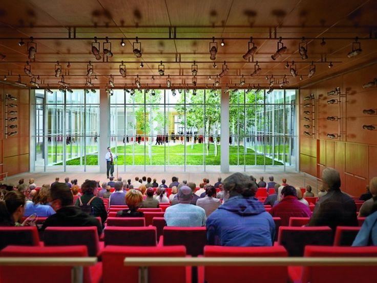 NYT building.Renzo Piano
