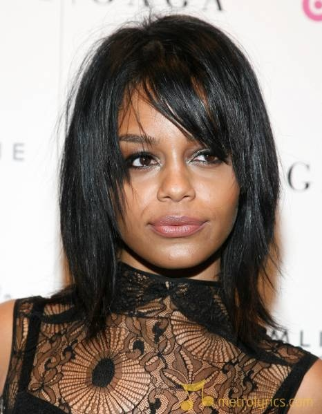 Hairspiration - Fefe Dobson VMA After Party 2009