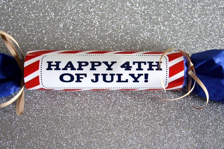 4th of july tissue paper crafts
