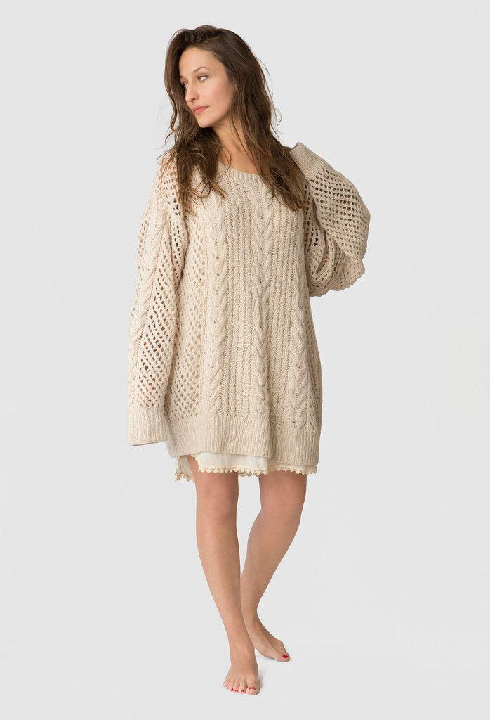 Ryan Roche Cashmere Sweater