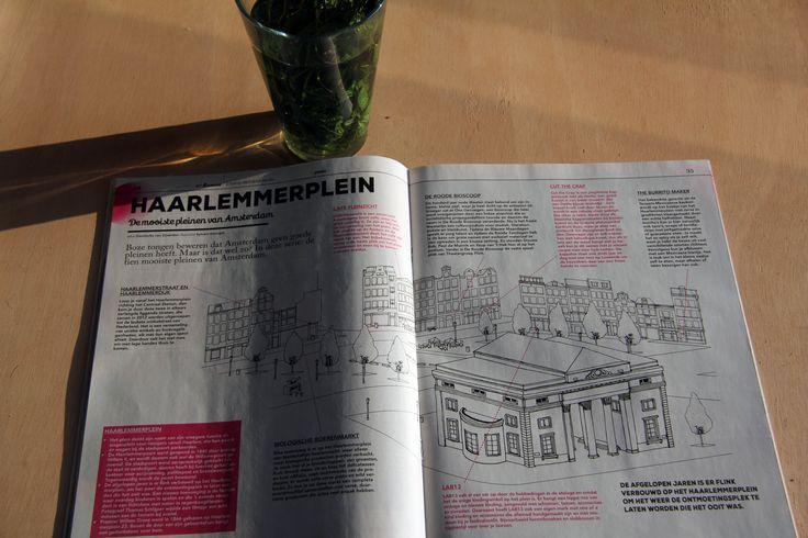 Haarlemmerplein Overview