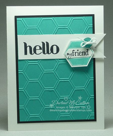 Six-Sided Sampler Cards in Brights by darhm - Cards and Paper Crafts at Splitcoaststampers
