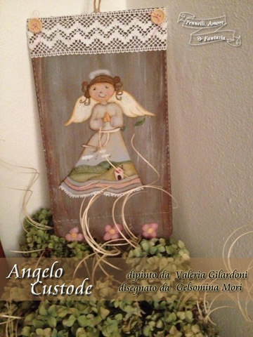 angelo custode - valeria gilardoni