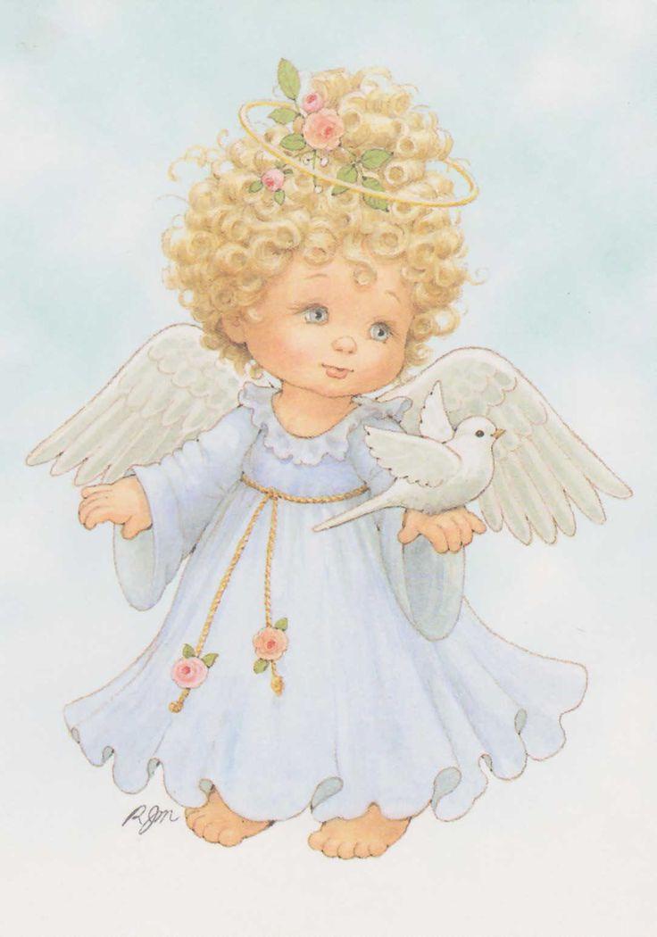 Картинки с ангелочками детьми хорошего качества