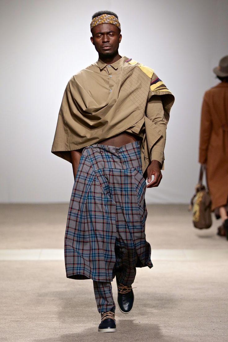 ALC Menswear AW17: Look 21 -- Photo: Simon Deiner at South African Menswear Week
