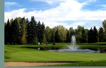 Earl Grey Golf Club, Calgary Alberta. My Course