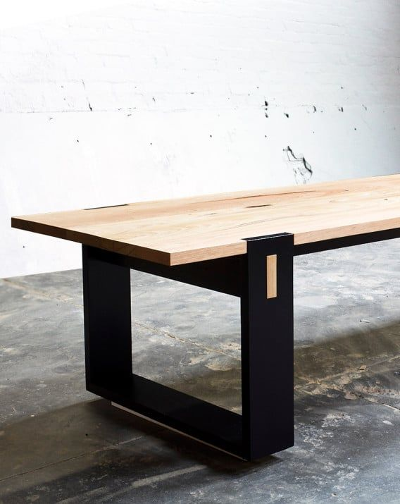The Strathewen Table - Recycled Timber Furniture Melbourne, Yard Furniture