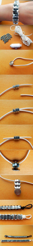 Easy And Cool Bracelet | DIY & Crafts Tutorials