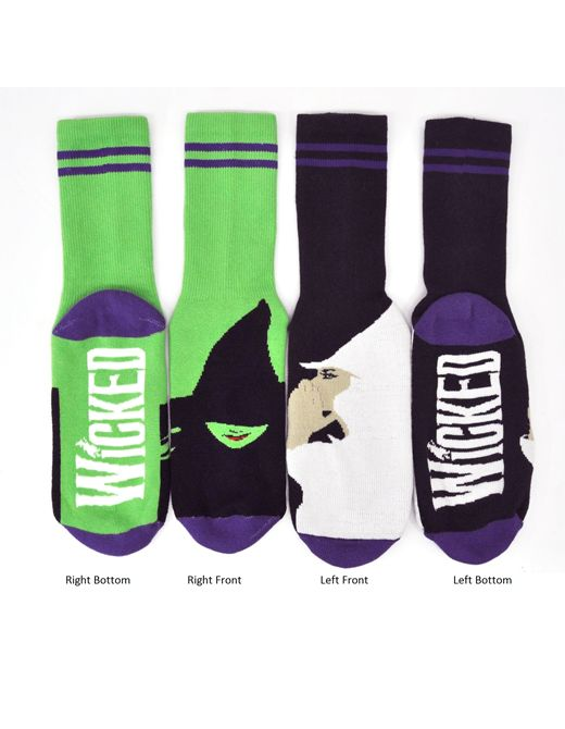 Wicked Witch Socks - The OzDust Boutique-The Official Store for Wicked Merchandise