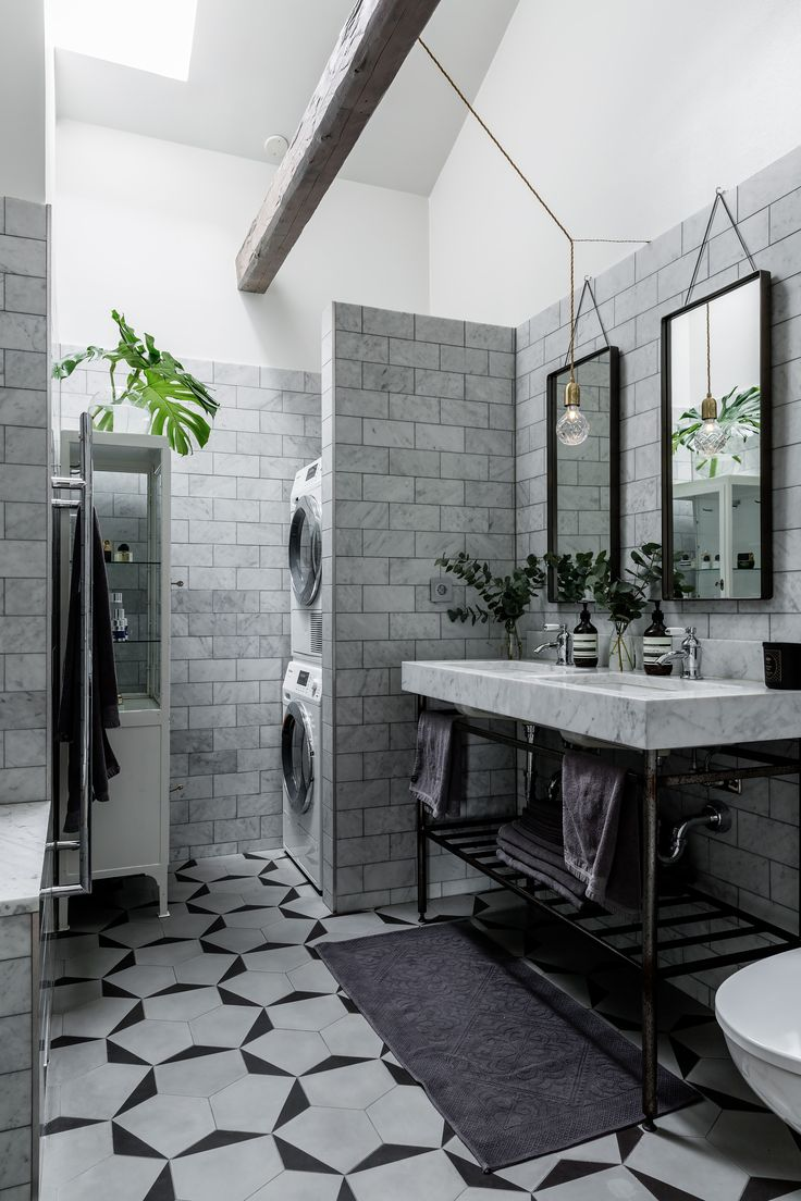 Scandinavian Attic Apartment