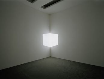    Optical White     Title: Afrum I Artist: James Turrell