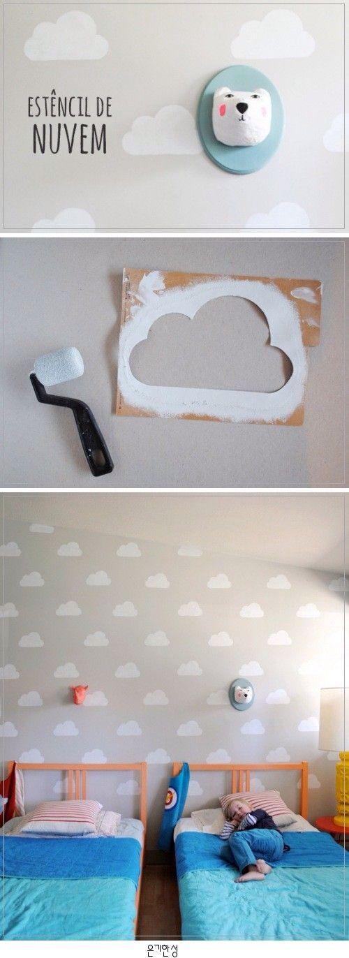 Plein de petits nuages