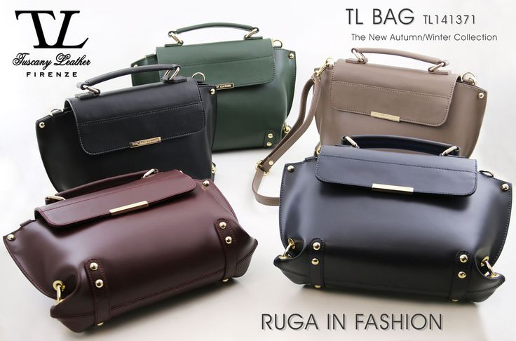 #Ruga in #Fashion...the New Arrivals.  #tuscanyleather