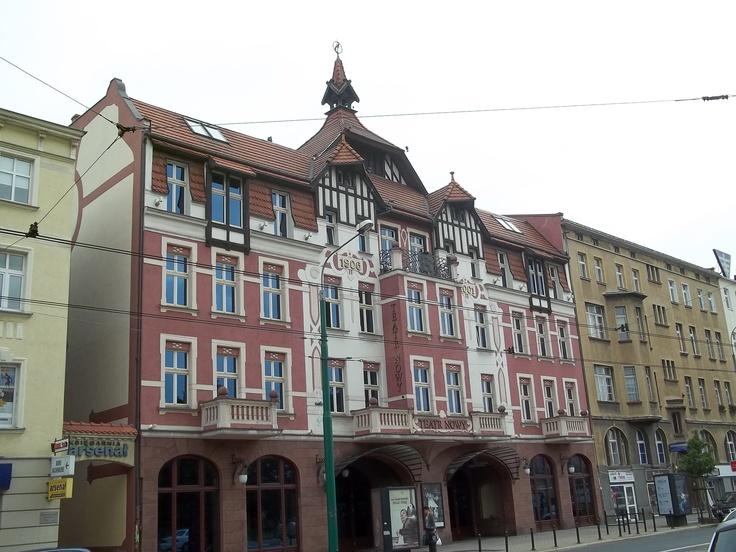 2011-Poznan- Traditional building