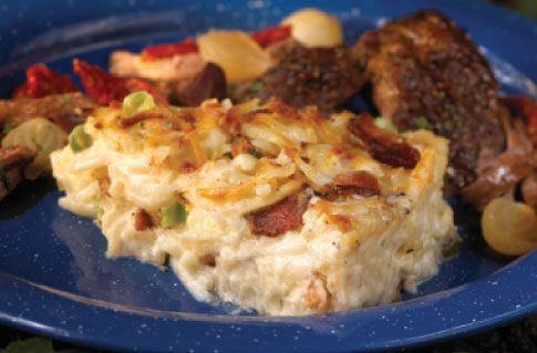 Savor our Dutch oven potato recipe - Scouting magazine