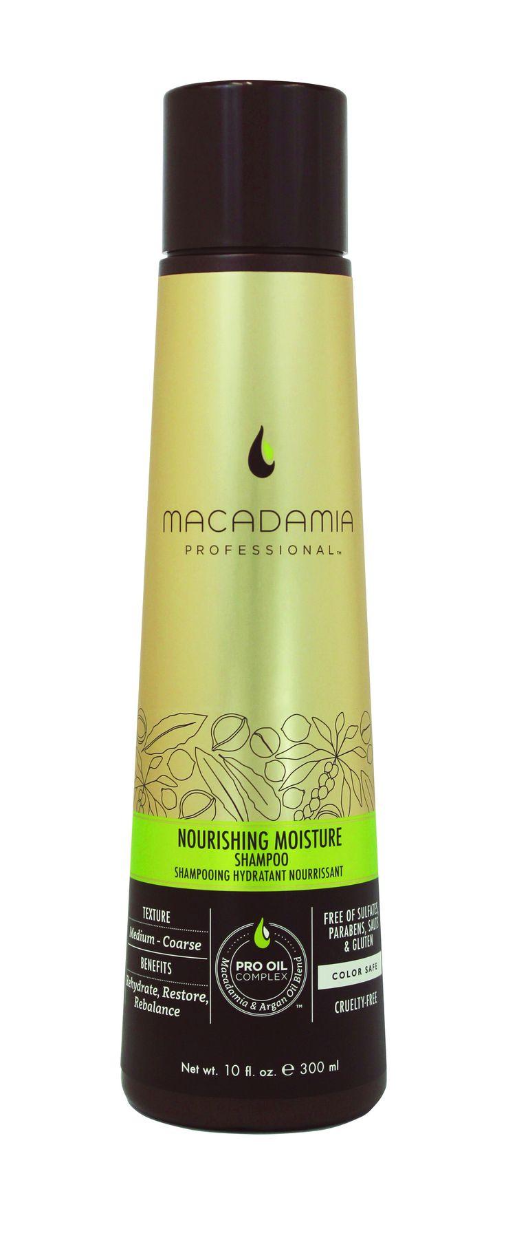 Macadamia Professional Nourishing Moisture Shampoo 300ml.