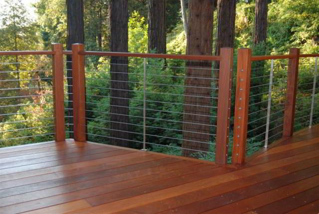 Deck Cable Railing Deck Cable Railing Pinterest