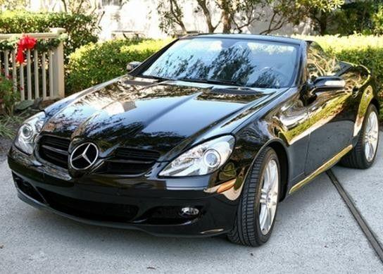 2007 Mercedes-Benz SLK280 - Price US$25.500,00