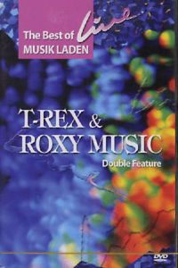 T-Rex-Roxy-Music-The-BEST-of-Musik-Laden-LIVE-1998-DVD-NEW