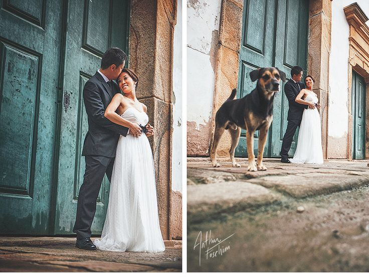 Trash the Dress | Carina + Xuan - Paraty/RJ| fotografia de casamento sp