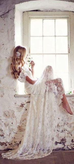 Ρομαντικά vintage νυφικά | Jenny.gr