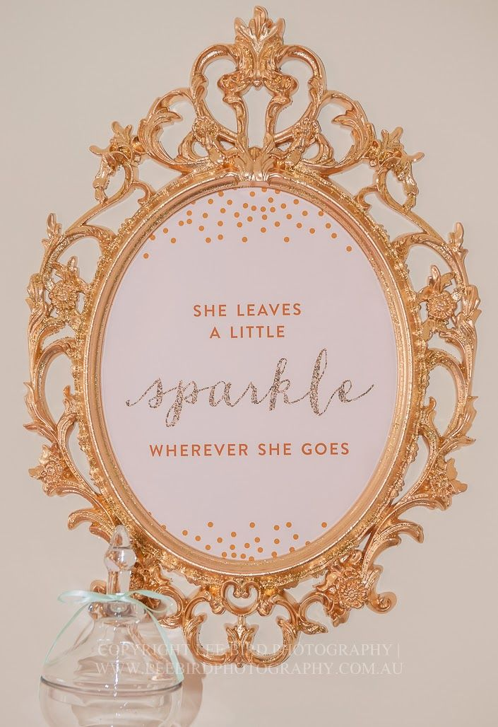 Little Big Company   The Blog: Mint, peach and gold glitter Baptism by Lola and Co Party Styling