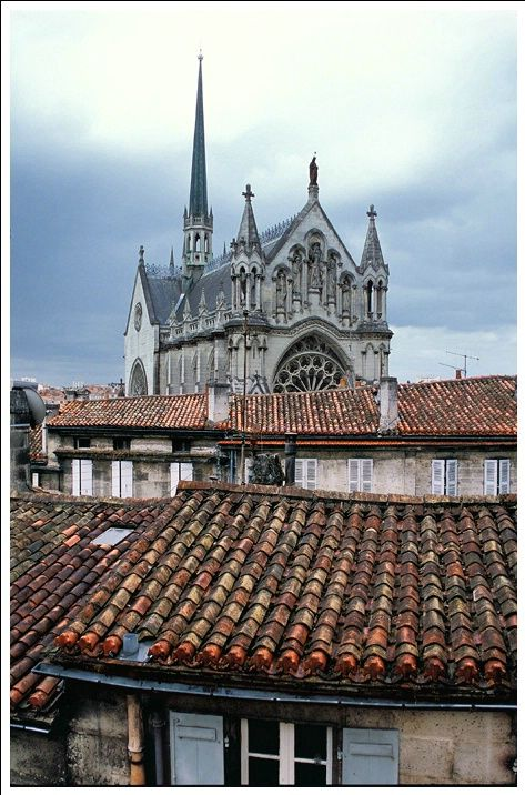 Angouleme cathedral, France