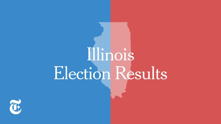 Illinois Primary Election Results