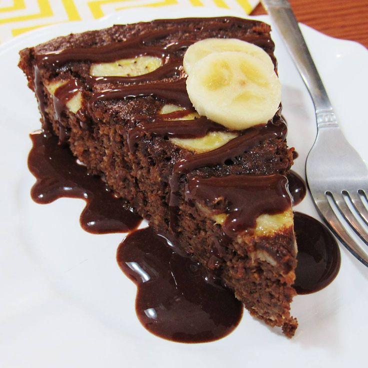 Μωσαϊκό: Κεικ σοκολατα με μπανανα !
