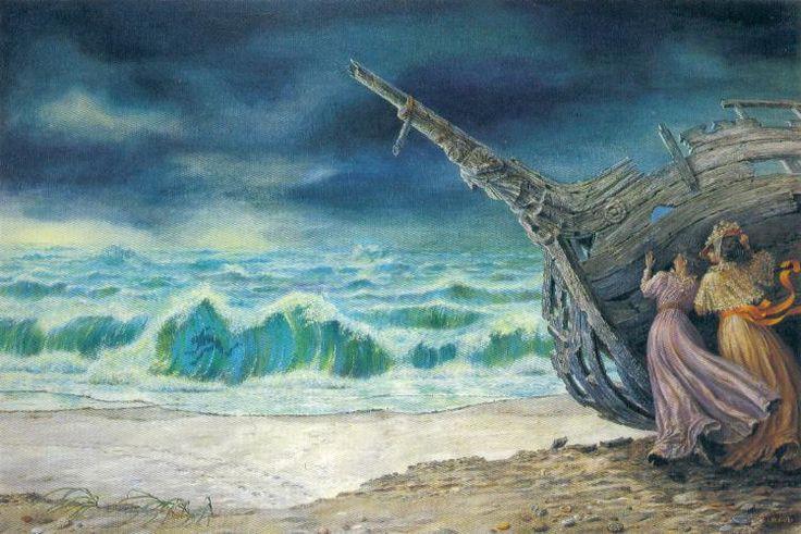 Otto Frello | Stormvejret.
