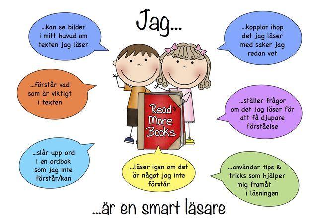 Smart läsare!