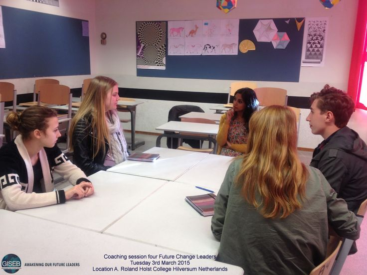 Coaching session four Future Change Leaders Tuesday 3rd March 2015