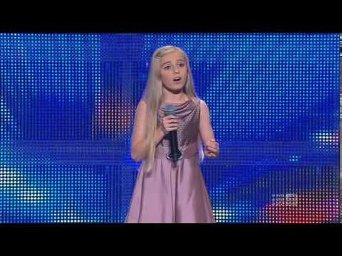 Paris Morgan - Schoolgirl - Australia's Got Talent 2013 - Audition [FULL] - YouTube