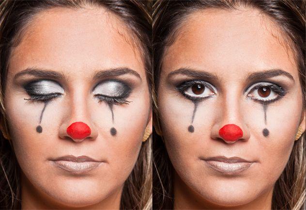 Maquiagem de Palhaço: Feminina, Simples, Como fazer